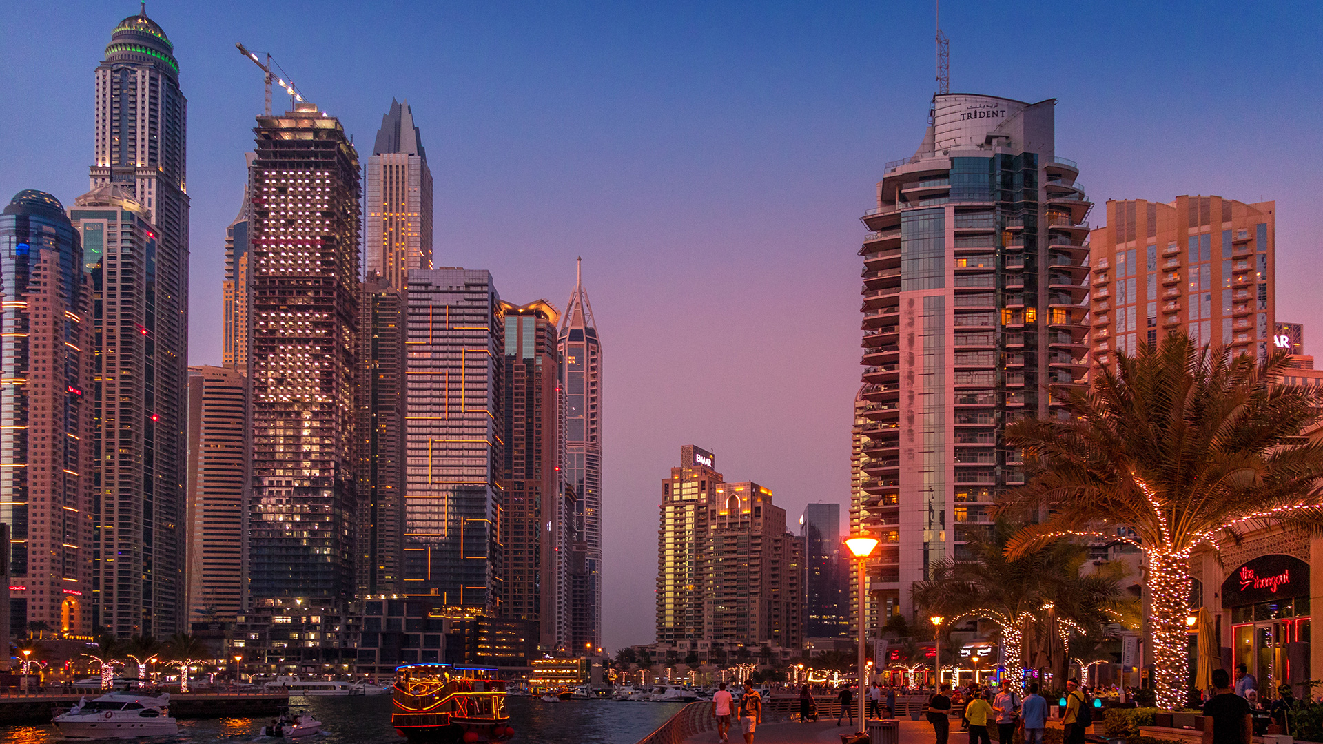 Dubai marina Dubai