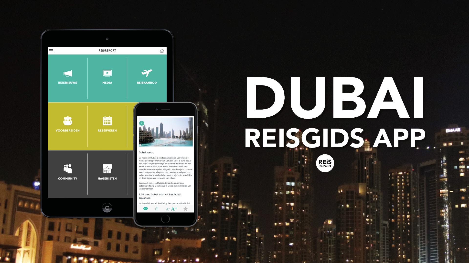Dubai reisgids