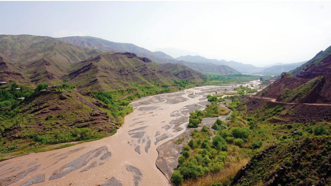 Alamut vallei, perfect voor wandelaars, Iran