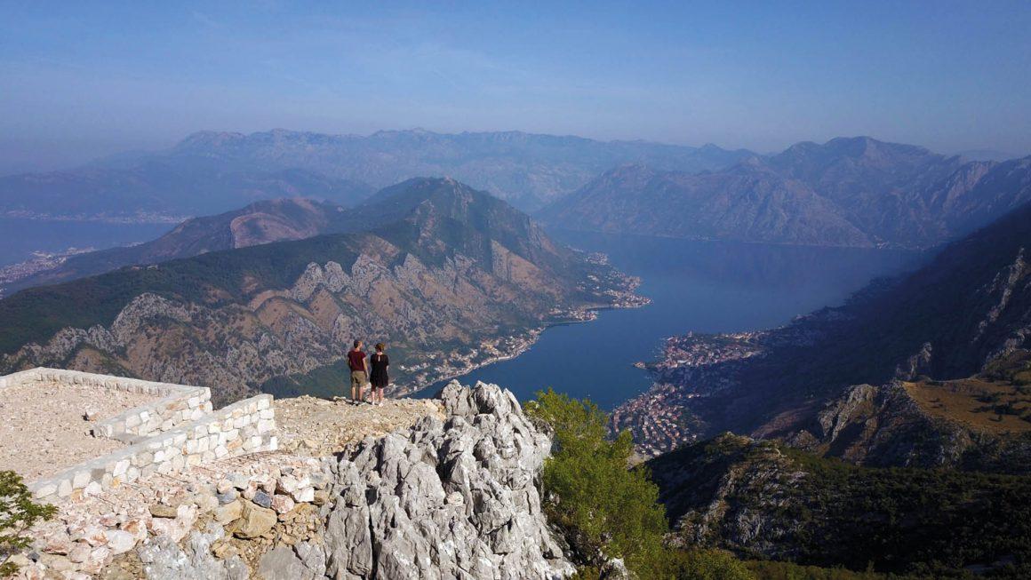 Kotor, prachtig stadje aan de baai, Montenegro
