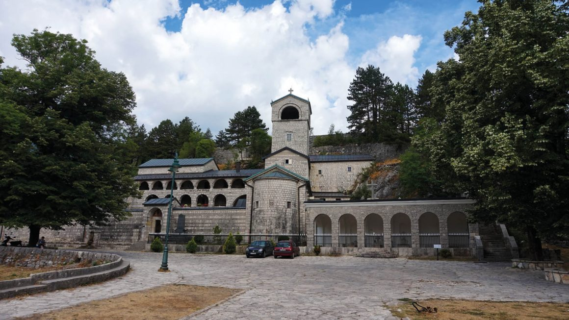 Cetinje: de historische hoofdstad, Montenegro