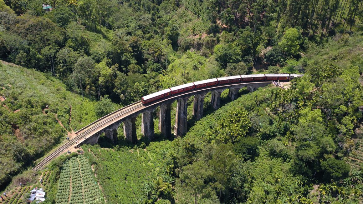 Ella, laidback en groene natuur, Sri Lanka