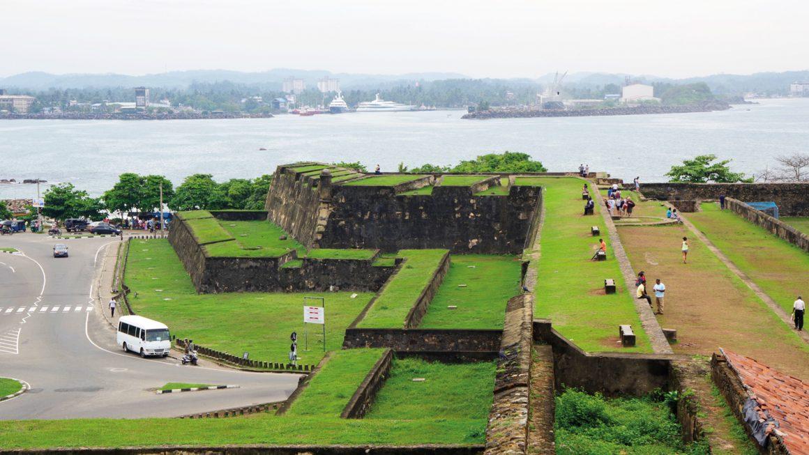 Galle, een oud Hollandse herinnering, Sri Lanka
