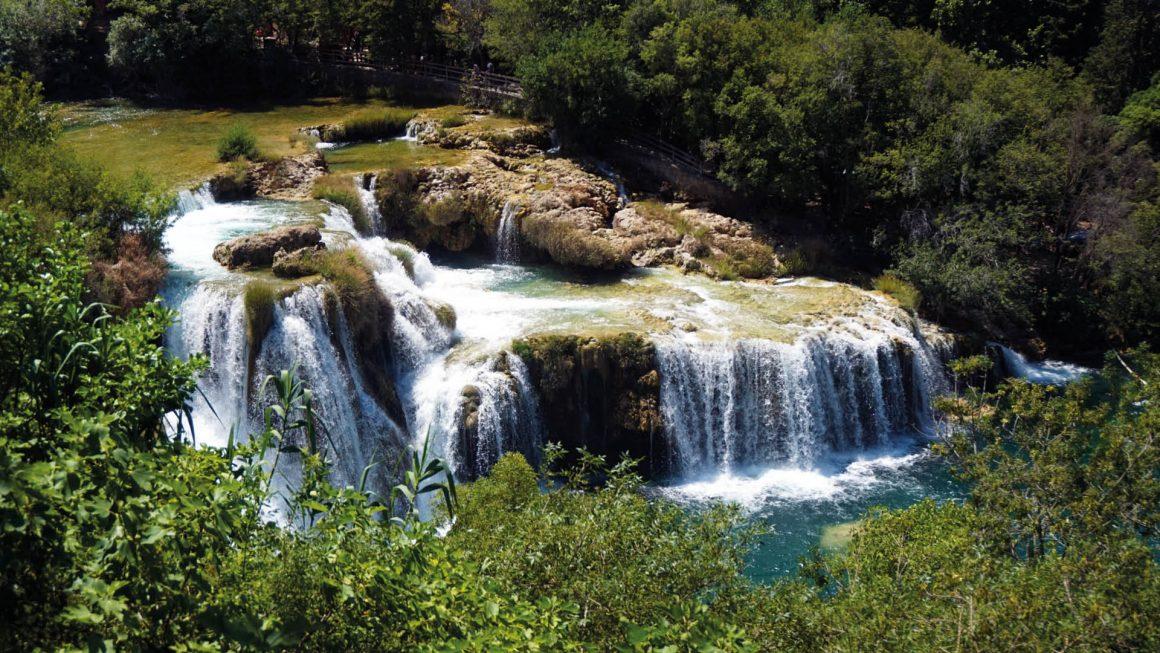 Nationaal park Krka, Kroatië