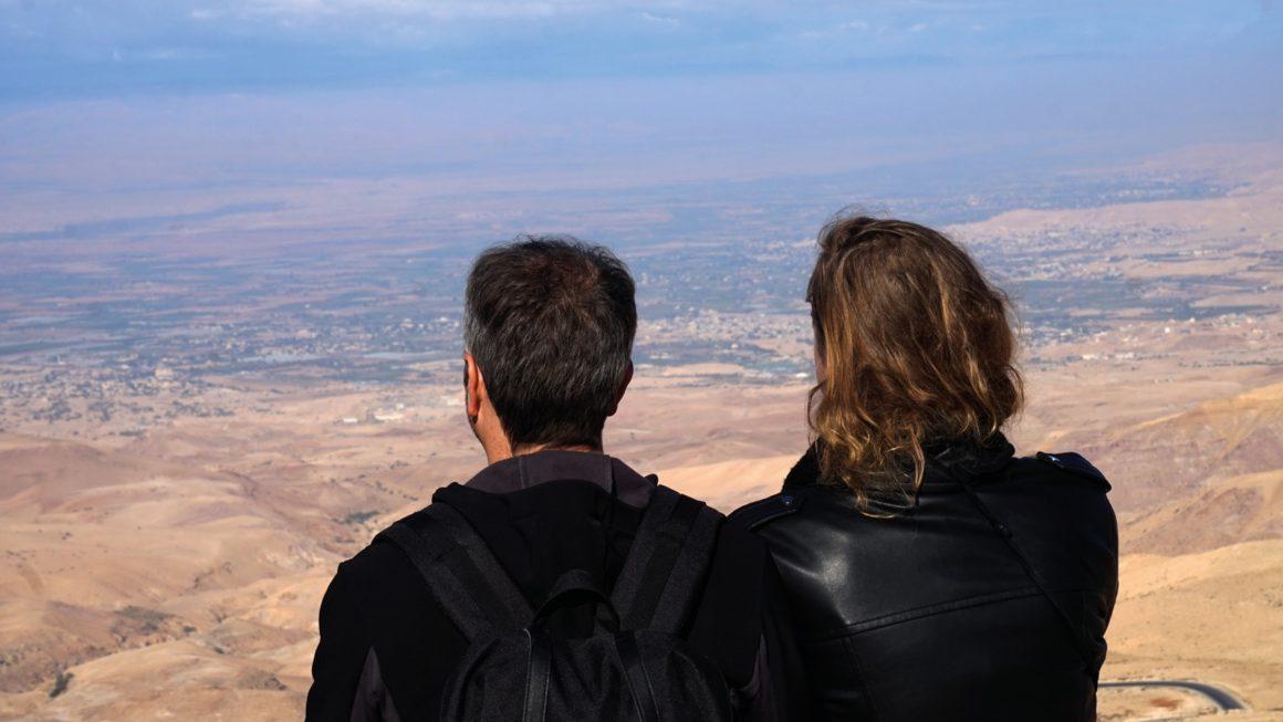 Mount Nebo, Jordanië