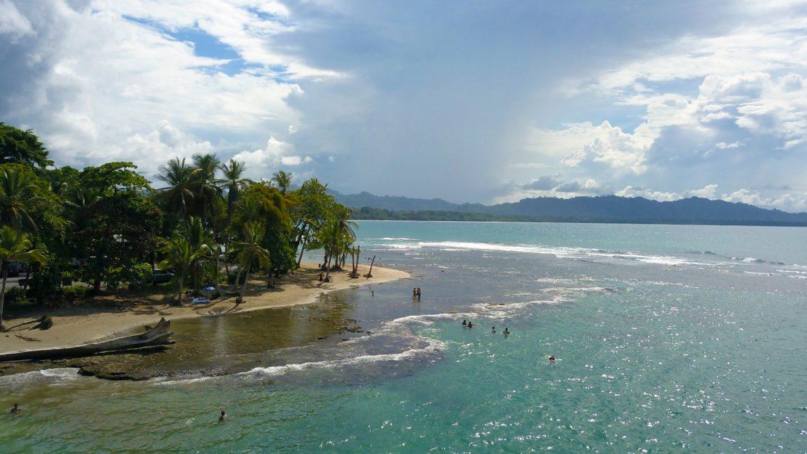 Puerto Viejo, laidback dorpje aan de caribische kust, Costa Rica