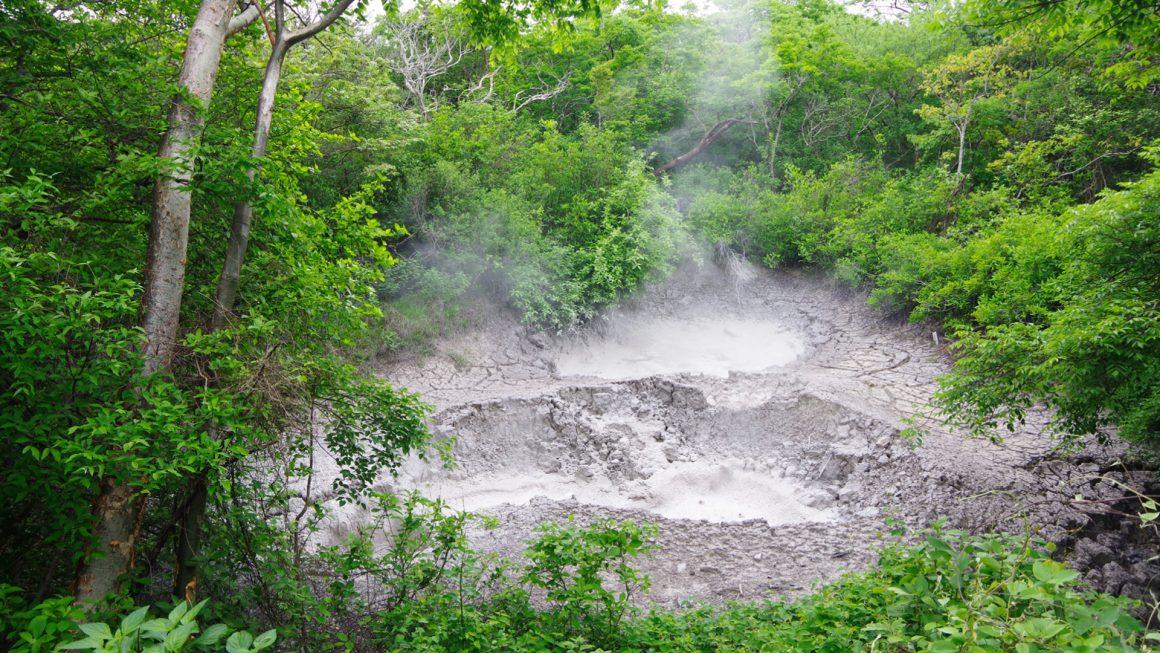 Rincon de la Vieja nationaal park, Costa Rica
