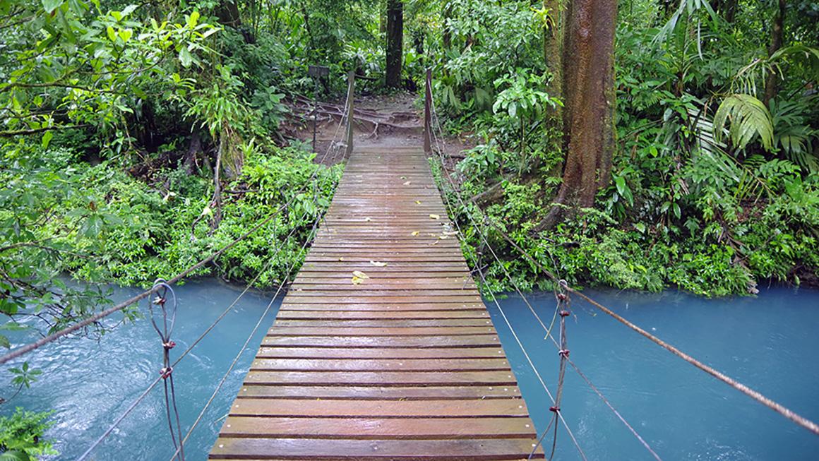 Río Celeste: een bijzondere rivier, Costa Rica
