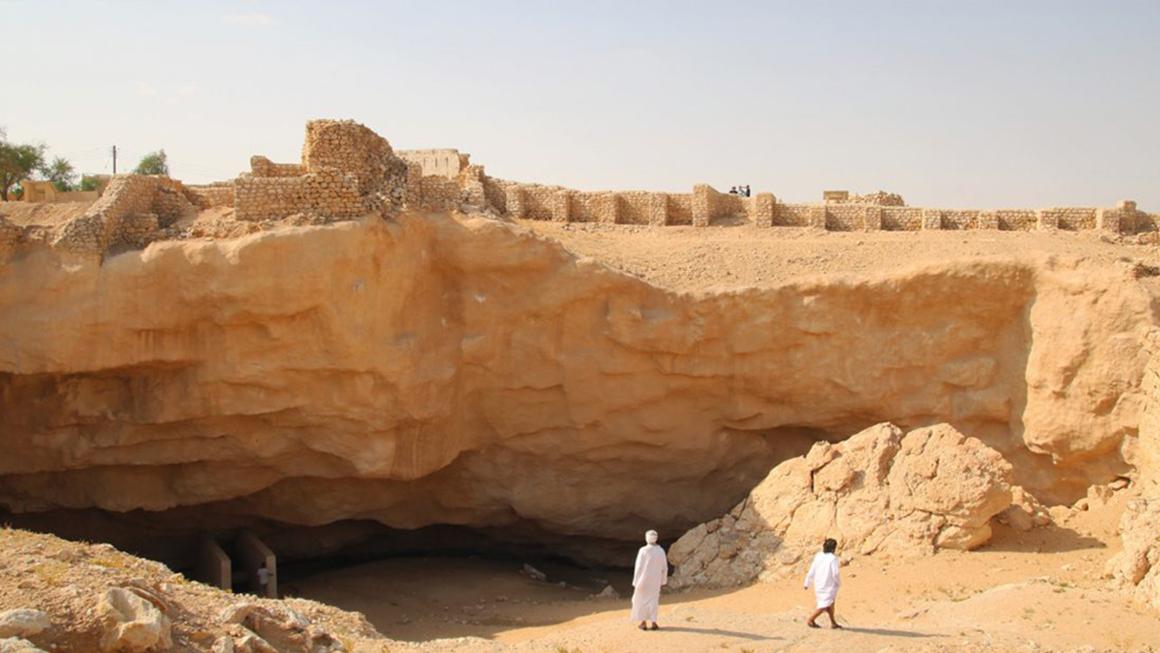 De wierookroute van Oman, Oman