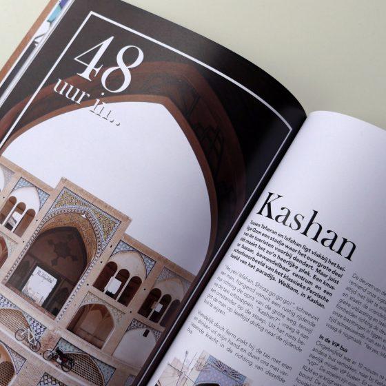 Het Iran reismagazine