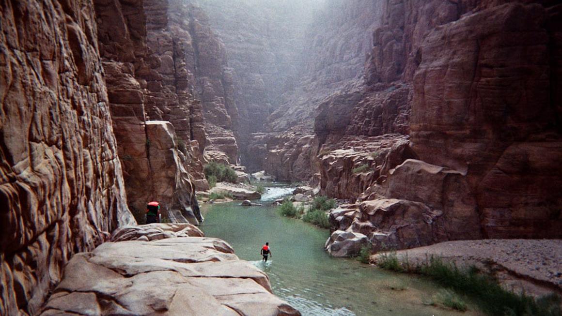 Wadi Mujib: hiken, zwemmen en klimmen, Jordanië
