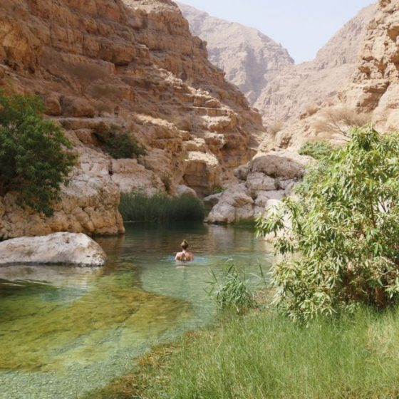 Oman excursies