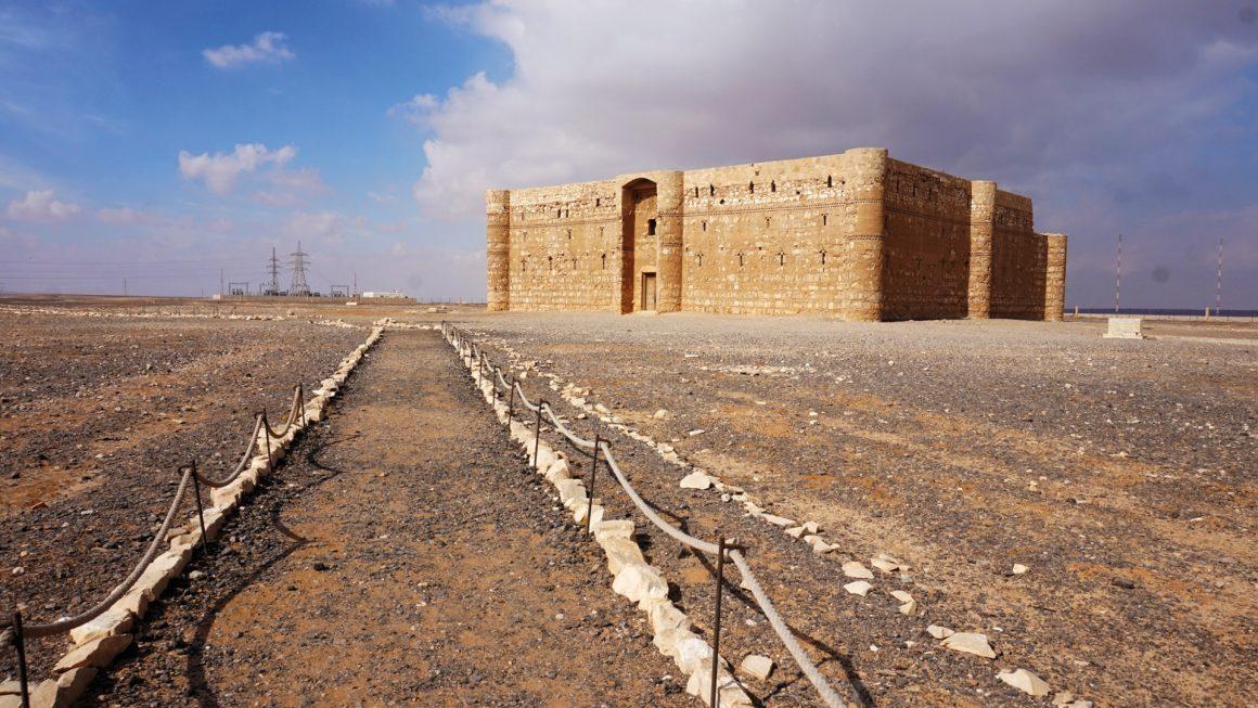 Woestijnkastelen van Jordanië, Jordanië