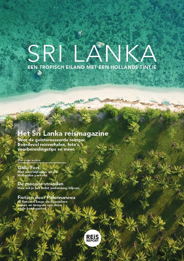 Tip: Het Sri Lanka reismagazine