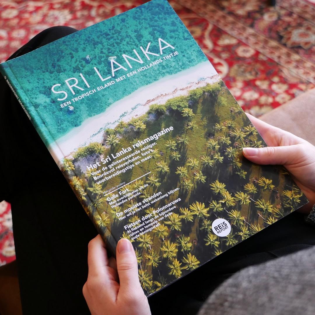 Sri Lanka reisgids