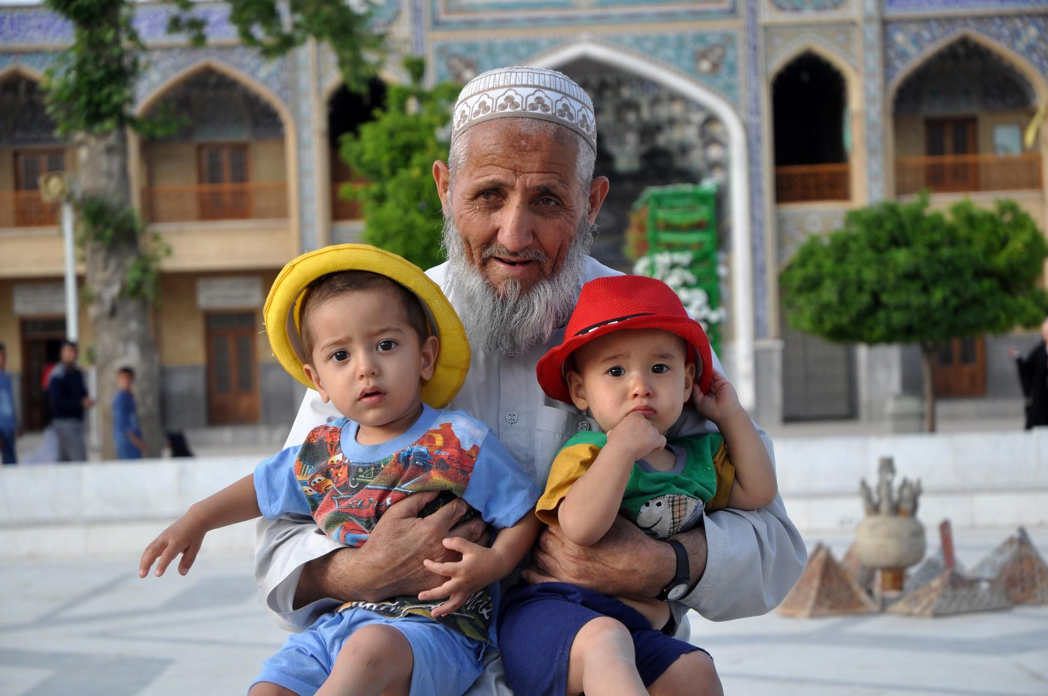 iran mashhad
