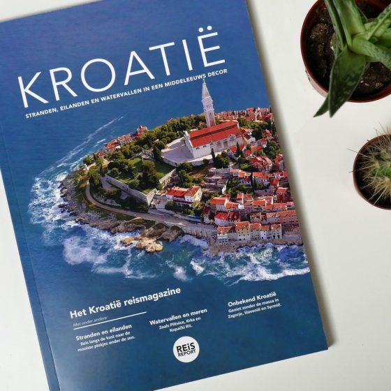 kroatie reisgids magazine