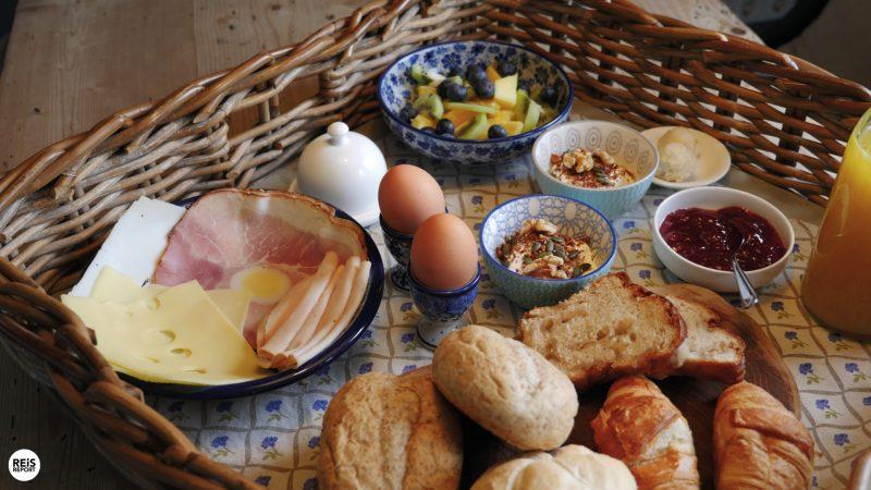 slapen op nr 1 bed en breakfast veluwe