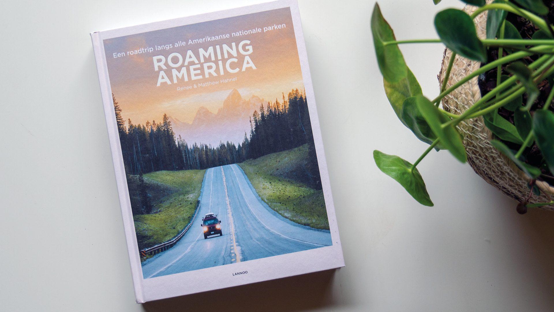 roaming america winnen boek