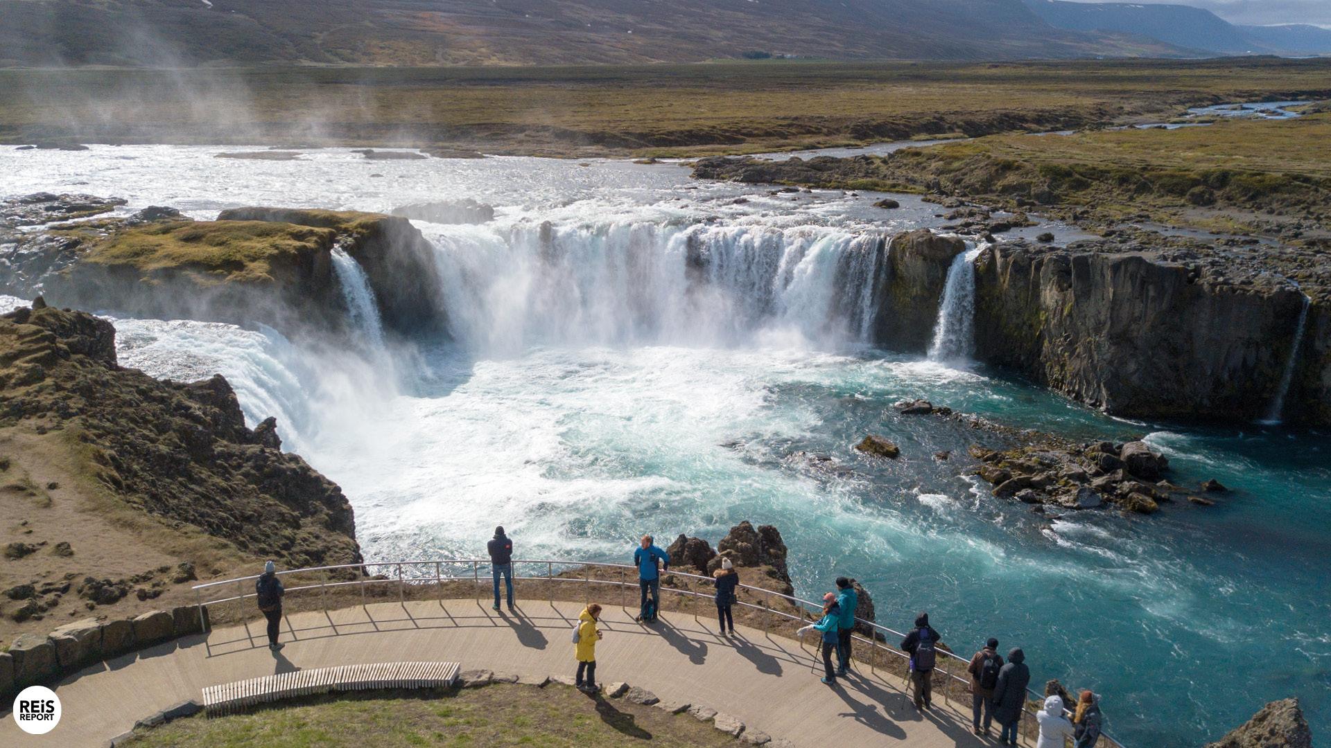 Goðafoss, IJsland