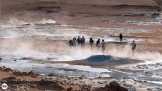 hverir-ijsland