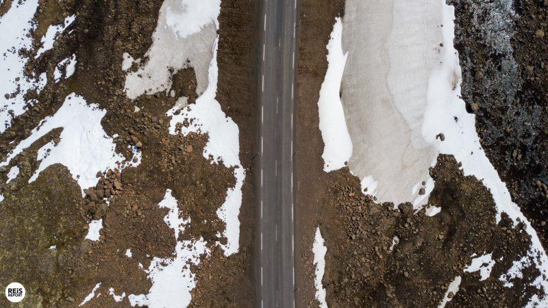 ijsland twee weken route