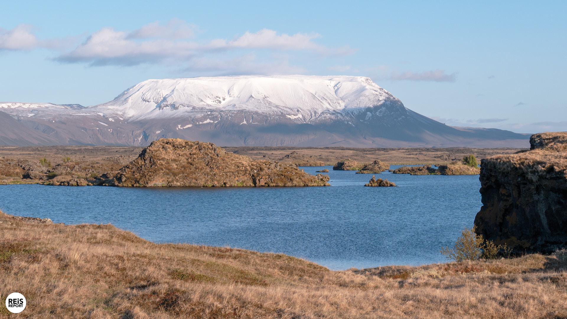Myvatn meer, IJsland