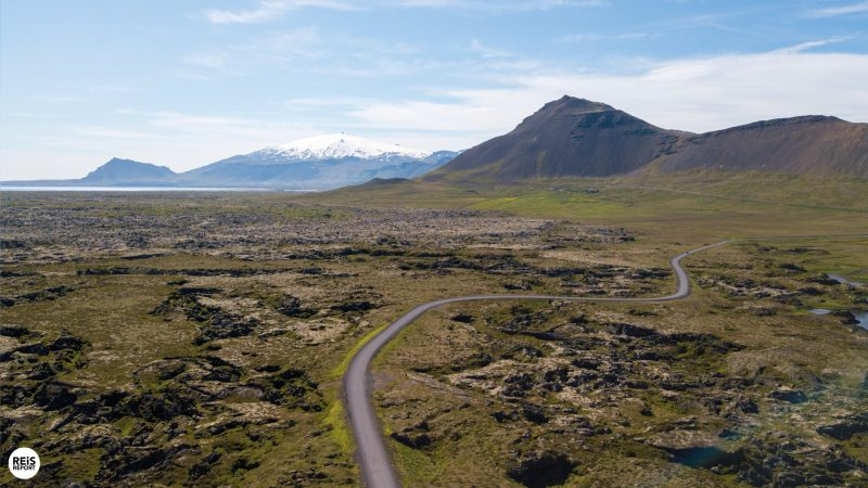 snaefellsnes bezienswaardigheden ijsland