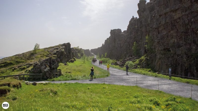 thingvellir nationaal park golden circle