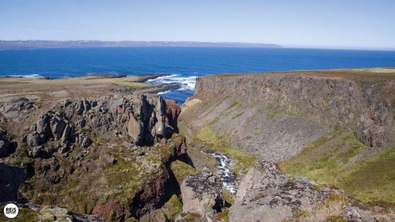 gljufursarfoss-ijsland