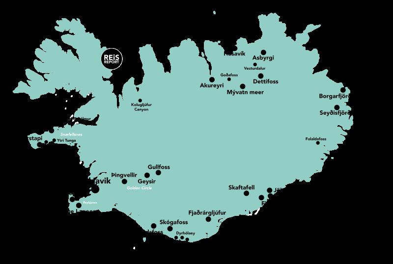 twee-weken-ijsland-route