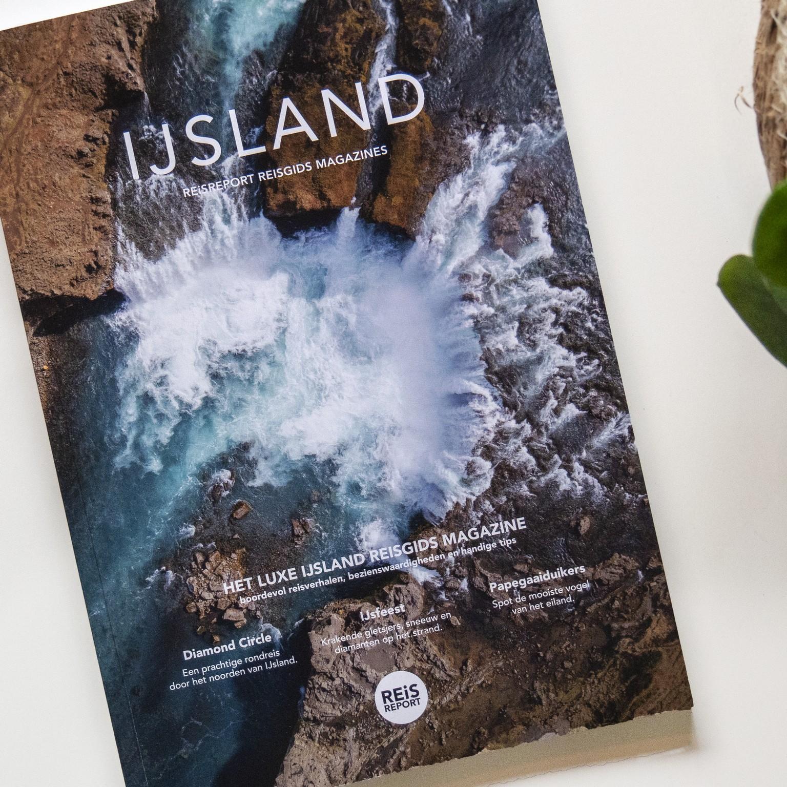 ijsland reisgids magazine