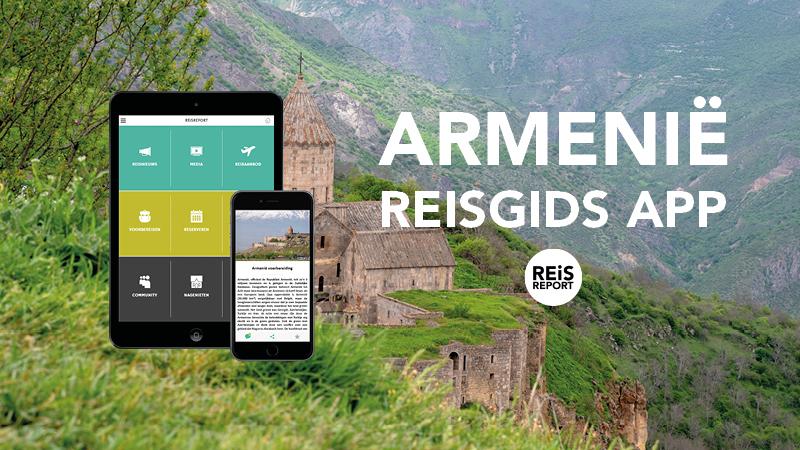 Armenië reisgids