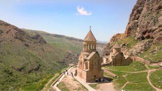 armenie-rondreis-route