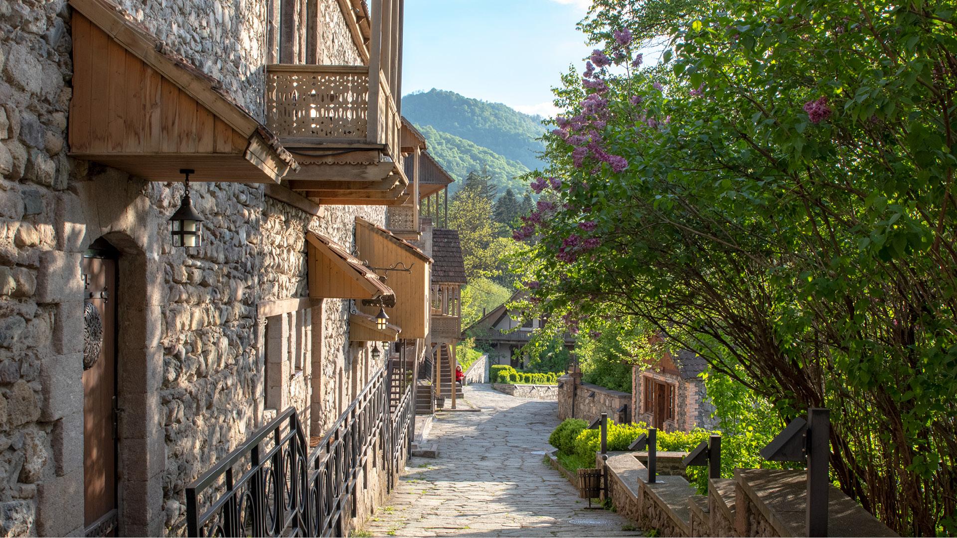Dilijan, Zwitserland van Armenië, Armenië