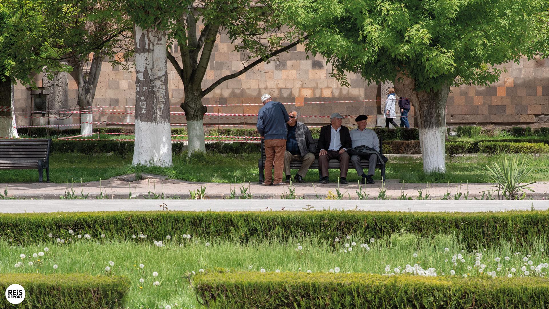echmiatsin armenie