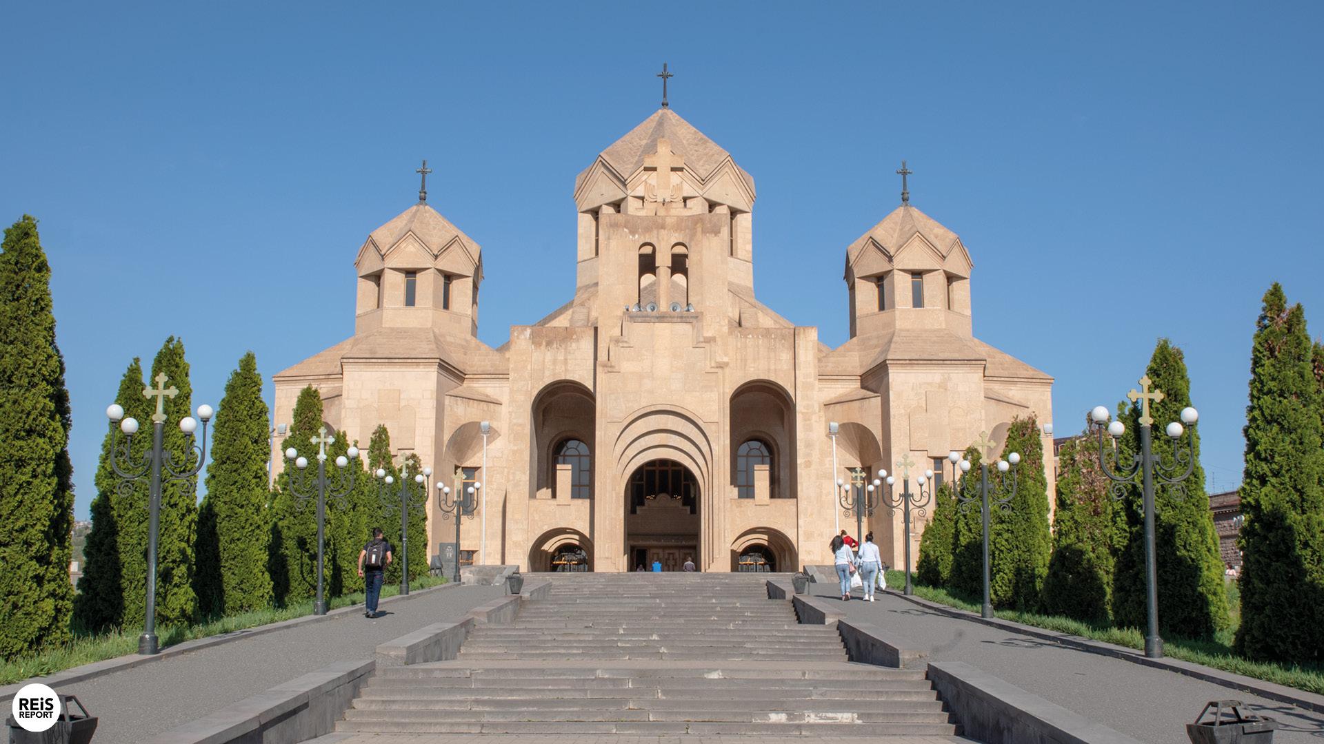 jerevan kathedraal armenie