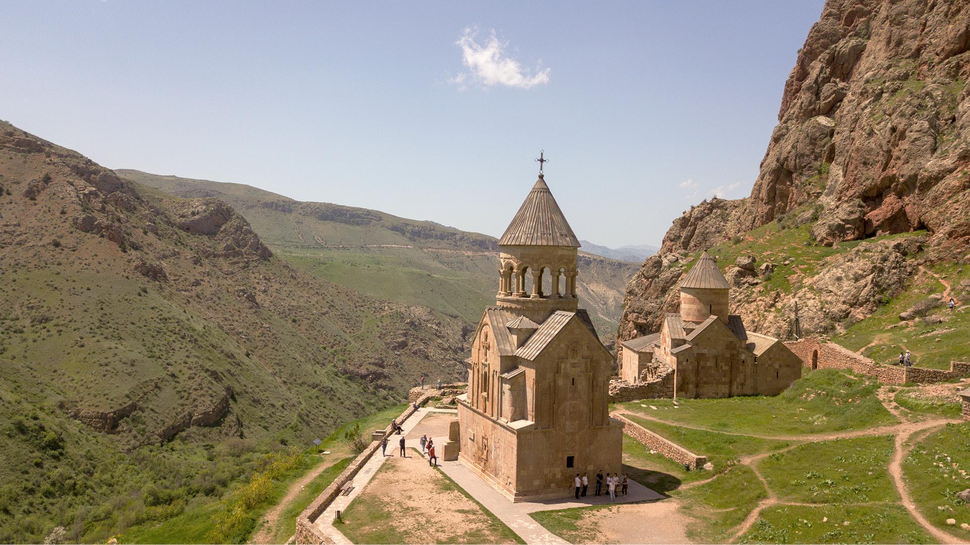 Noravank en Areni, Armenië