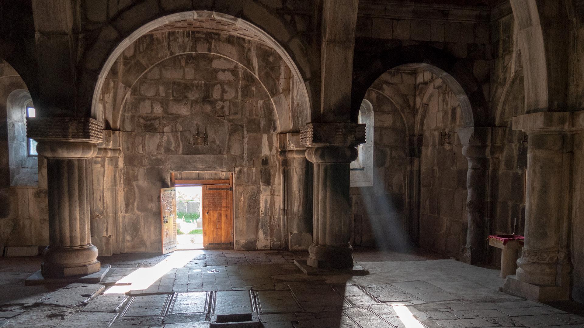 Haghpat en Sanahin kloosters, Armenië