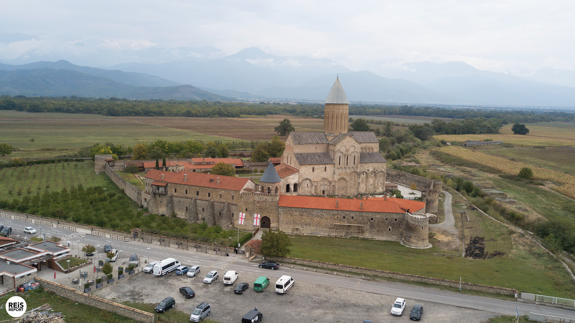 Mooiste kloosters van Georgië, Georgië
