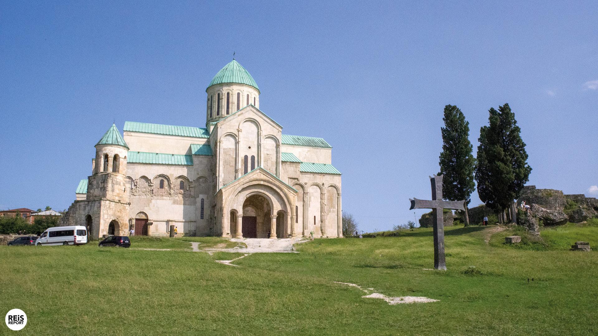 Kutaisi bezienswaardigheden en uitstapjes, Georgië