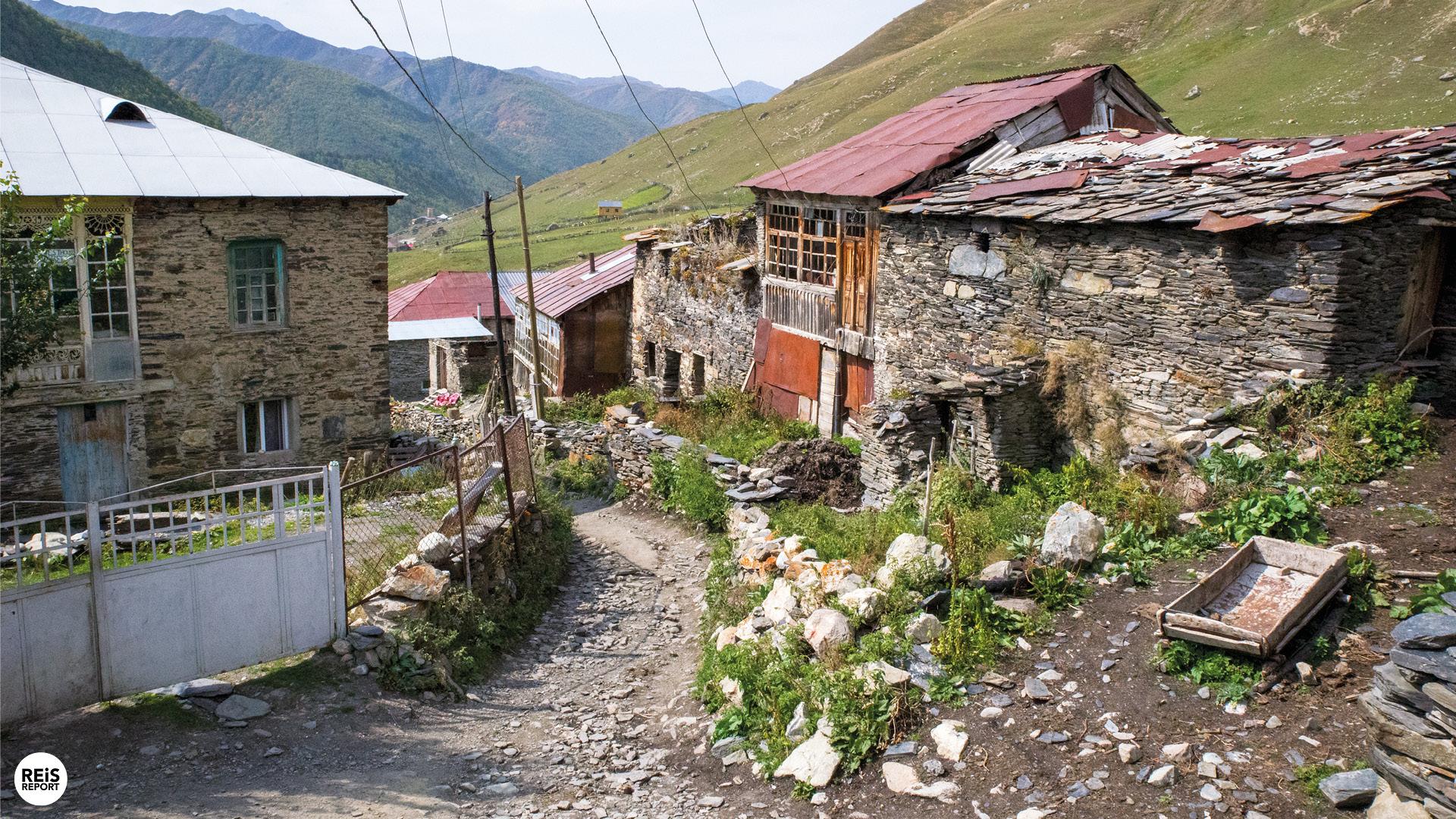 ushguli-georgie