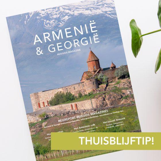 Armenië & Georgië reisgids