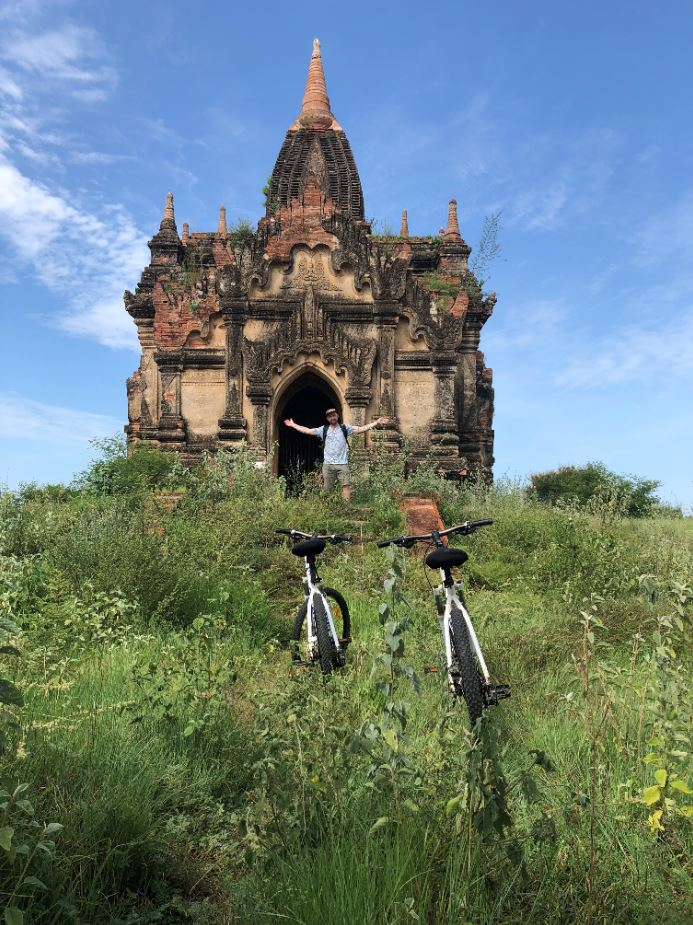 myanmar-bagan-fietsen-tempel
