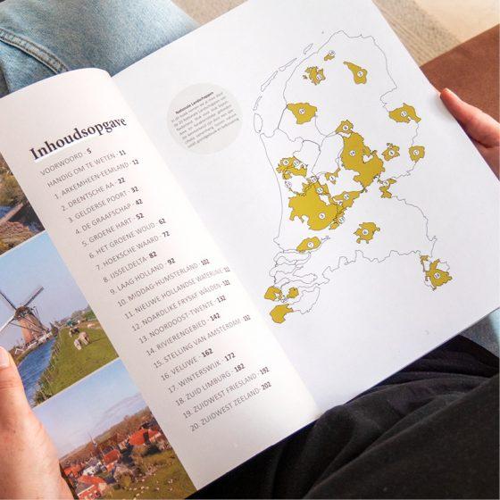 Nederland - vakantie in eigen land (luxe reisboek 2021)