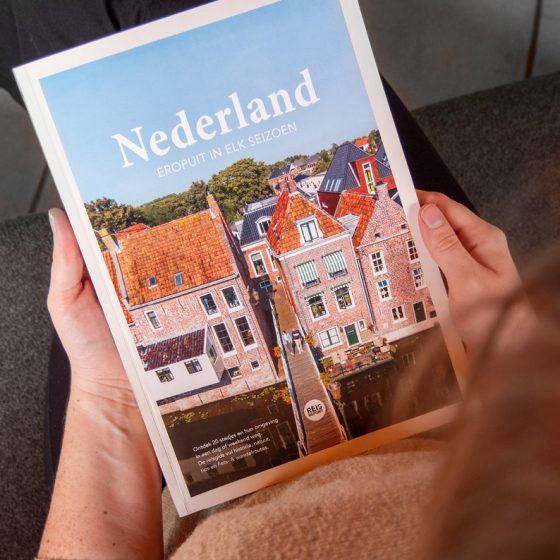 NIEUW! - Nederland - Eropuit in elk seizoen (luxe reisgids)