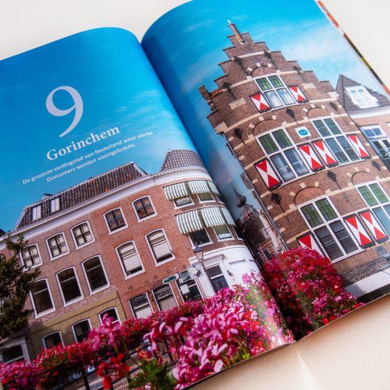 Nederland - Eropuit in elk seizoen (luxe reisboek 2021)