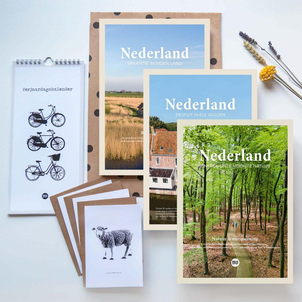 reisreport-nederland-pakket