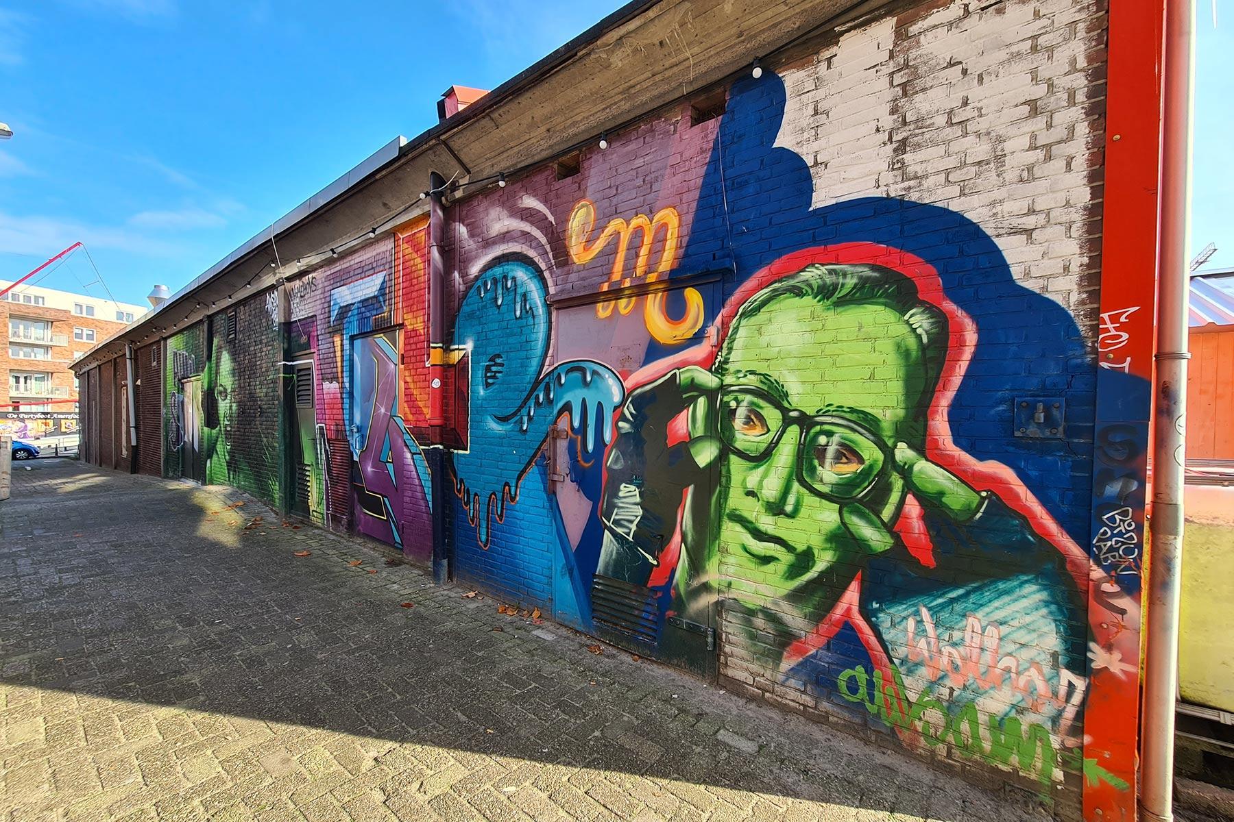 street-art-fietsroute-amersfoort-route