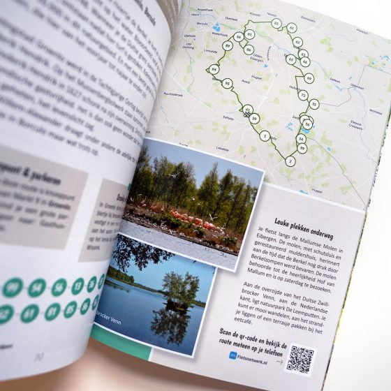 De mooiste fietsroutes van Gelderland (2021)